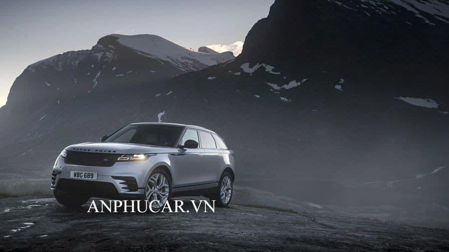 Range Rover Velar 2020 giá lăn bánh