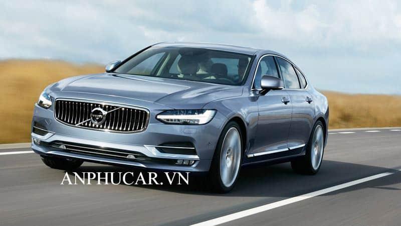 Volvo S90 2020 khuyến mãi