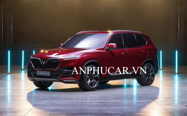 Vinfast Lux SA2.0 2020 giá xe