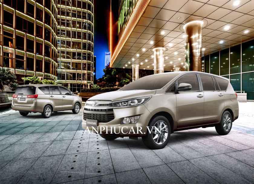 Toyota giá xe bao nhiêu
