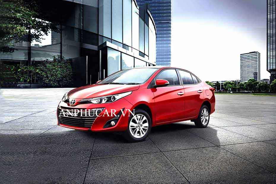 Toyota khuyến mãi mua xe