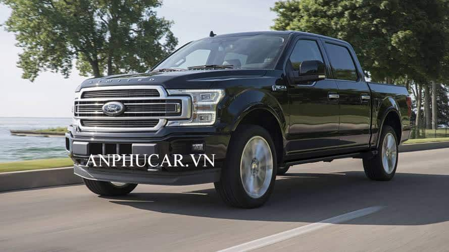 Ford F-150 Limited 2020 giá xe