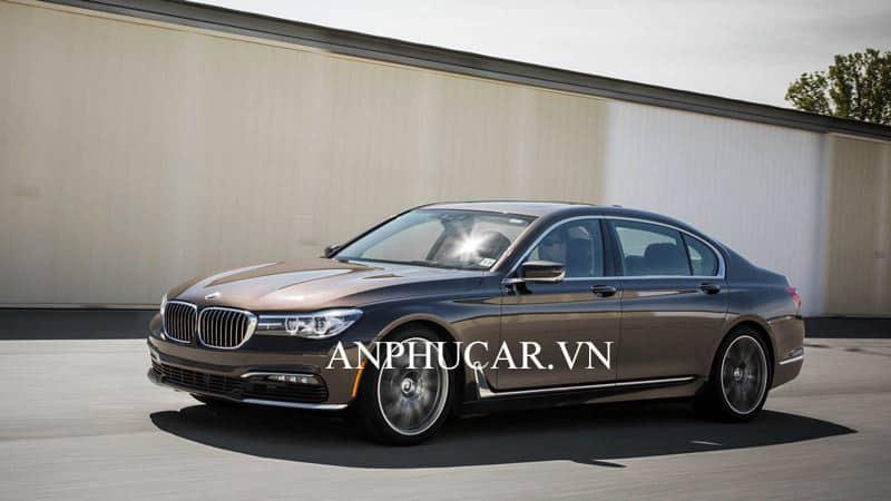 BMW 750Li 2020 giá xe