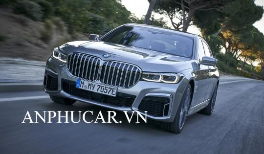 BMW 750Li 2020 giá lăn bánh