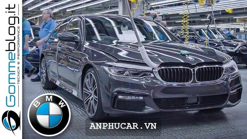 BMW 5- Series 2020 Than Xe