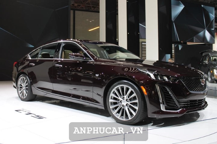 Cadillac CT5 2020 Dau Xe