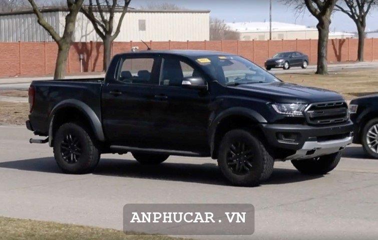 Ford Ranger Raptor 2020 Than Xe