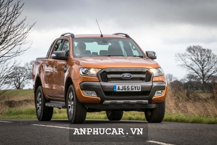 Ford Ranger Wildtrak 2020 Ngoai That
