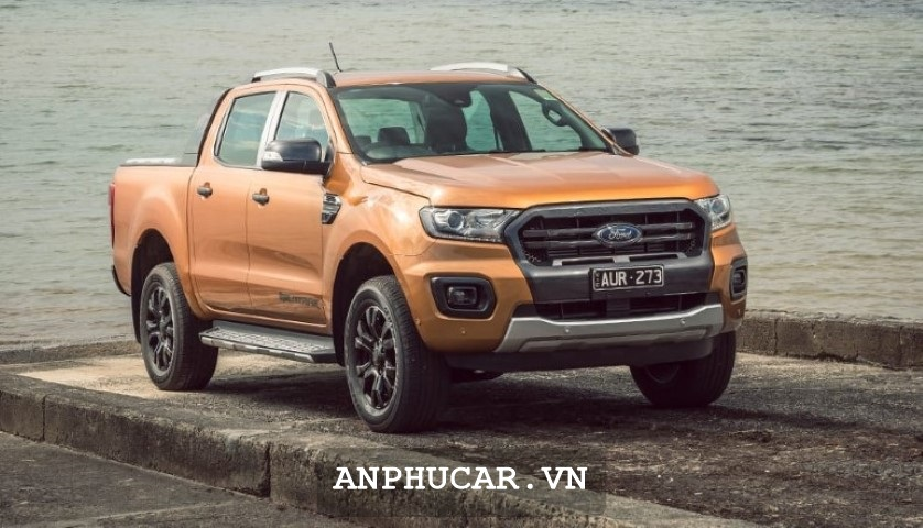 Ford Ranger Wildtrak 2020 Than Xe