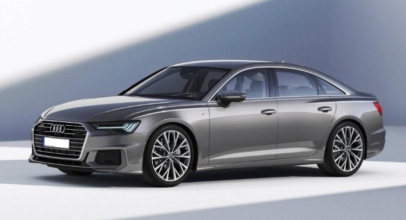 Audi A6 2020 dau xe