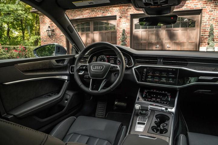 Audi A6 2020 noi that