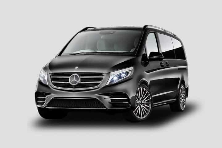Mecerdes-Benz V250 dau xe