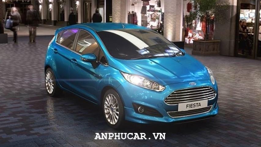 Gia xe Ford Fiesta 1.5L AT Titanium 2020