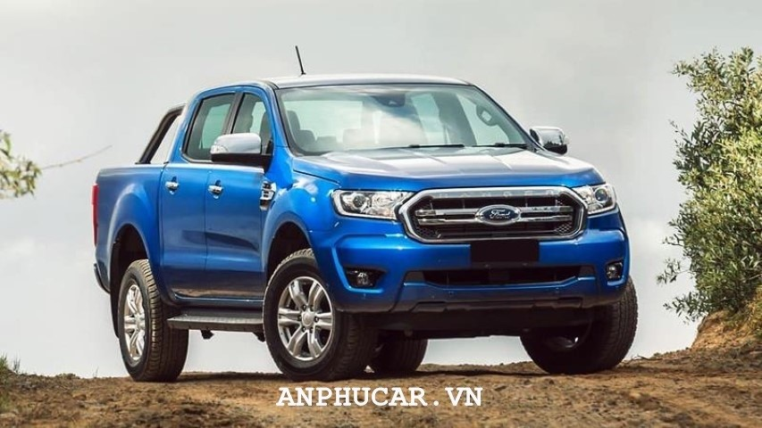 Ford Ranger XLT 2.2L 4x4 AT 2020