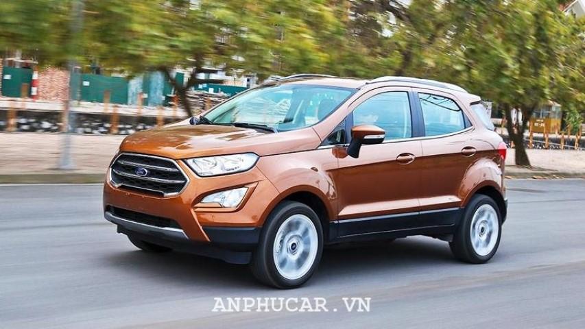 Kieu dang Ford EcoSport 1.5L MT Ambiente 2020