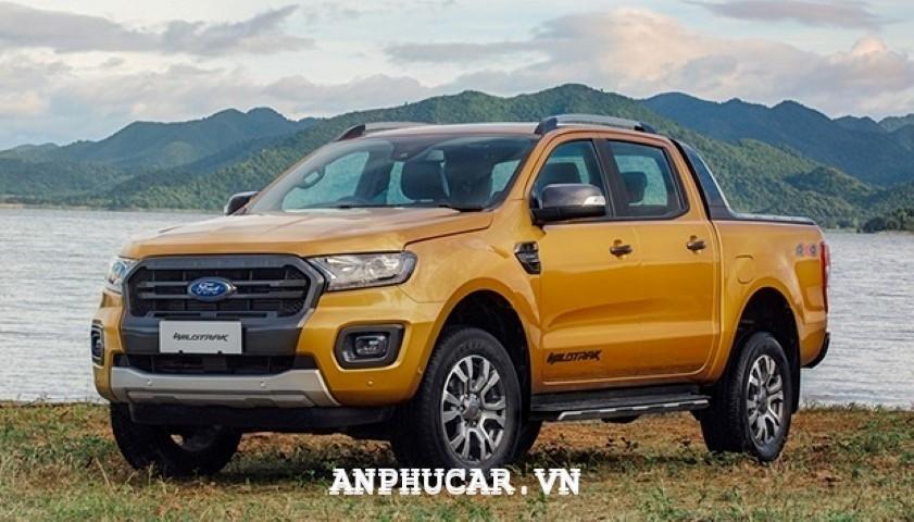 Ngoai that Ford Ranger Wildtrak 2.0L Bi Turbo 4x4 AT 2020