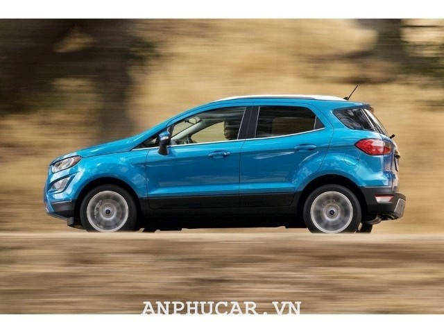 Ford EcoSport 1.0L AT Titanium 2020 than xe