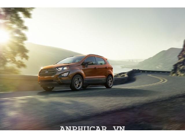 Kieu dang Ford EcoSport 1.0L AT Titanium 2020