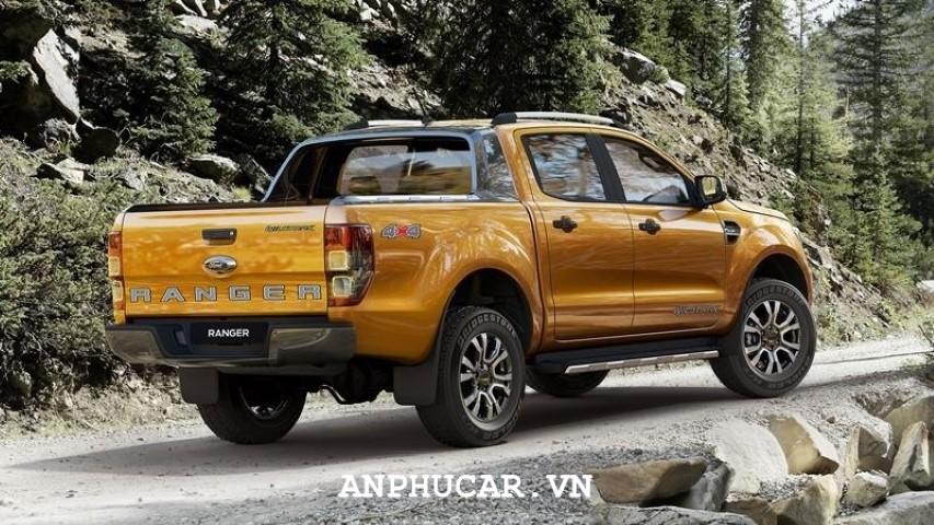 Mua xe Ford Ranger Wildtrak 2.0L Bi Turbo 4x4 AT 2020