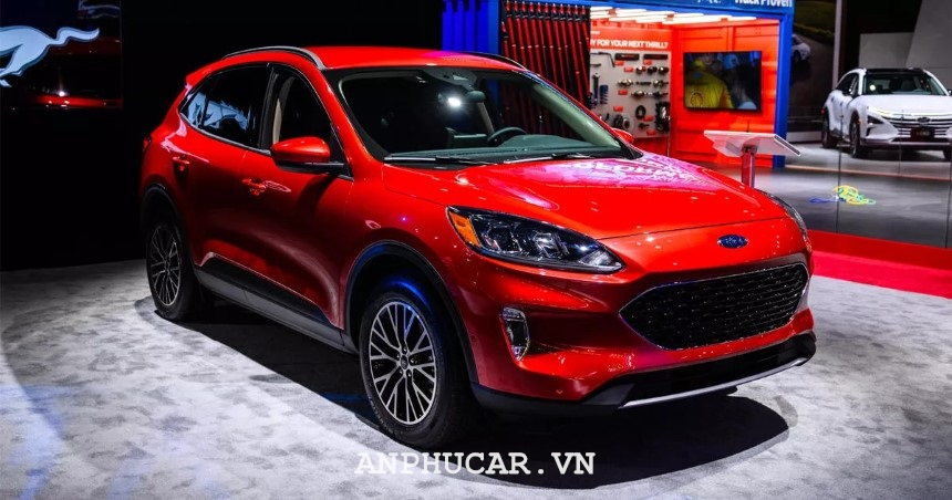 Thiet ke Ford Escape SE 2020