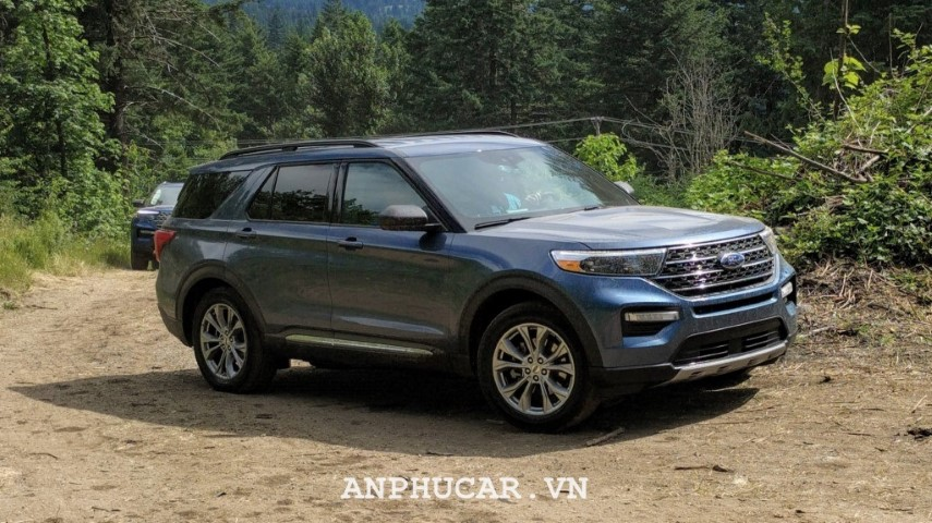 Thiet ke Ford Explorer Limited 2020