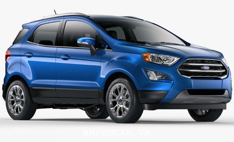 Dau xe Ford EcoSport 1.5L AT Ambitente 2020