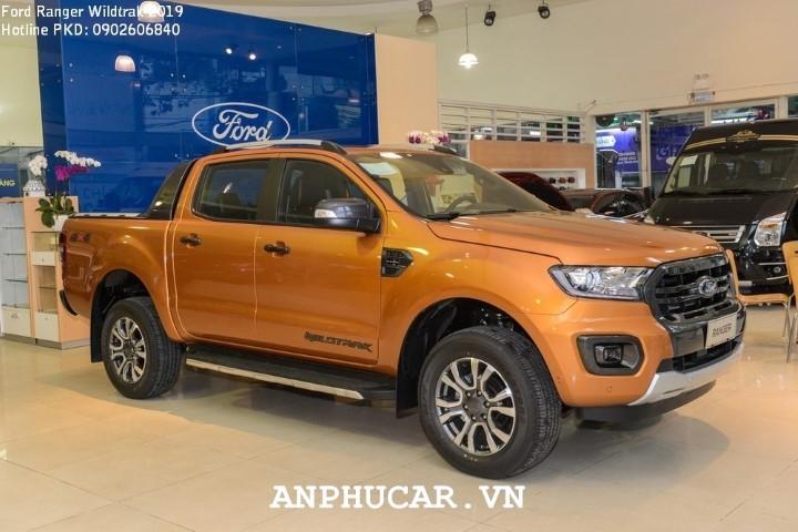 Danh gia Ford Ranger XLS 2.2L 4x2 AT 2020