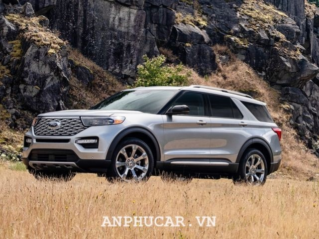 Gia xe Ford Explorer Limited 2020