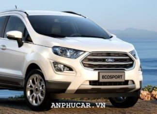 Khuyen mai Ford EcoSport 1.5L AT Ambitente 2020