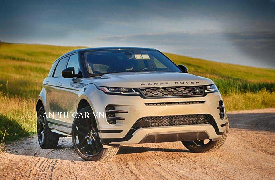 Giá xe Range Rover Evoque 2020