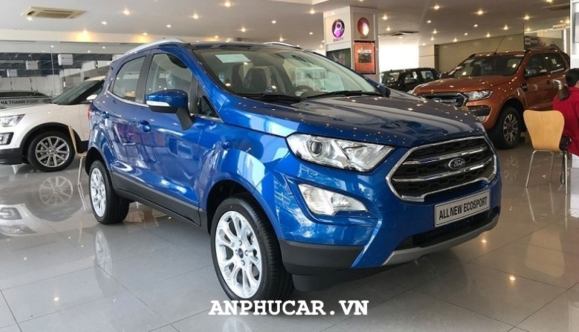 Danh gia xe Ford EcoSport 1.5L MT Ambiente 2020