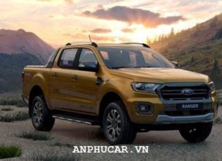 Dau xe Ford Ranger XL 2.2L 4x4 MT 2020
