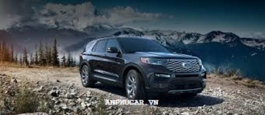 Khuyen mai mua xe Ford Explorer Limited 2020