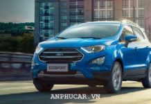 Ford EcoSport 1.5L AT Trend 2020 gia xe