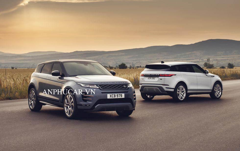 Giá lăn bánh Range Rover Evoque 2020