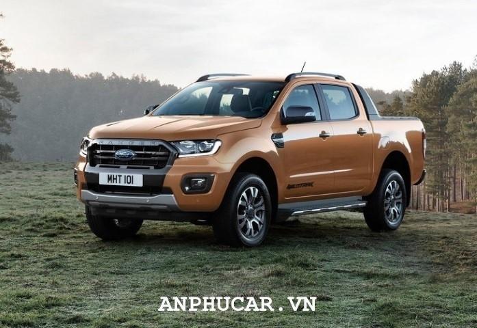 Ngoai that Ford Ranger XLS 2.2L 4x2 MT 2020
