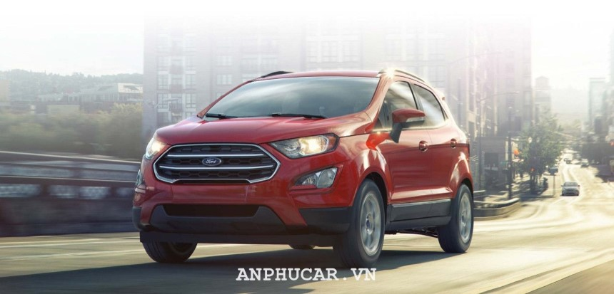 Mua xe Ford EcoSport 1.5L AT Trend 2020