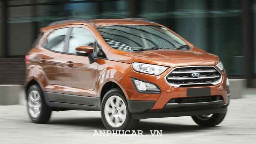 Gia lan banh Ford EcoSport 1.5L AT Trend 2020