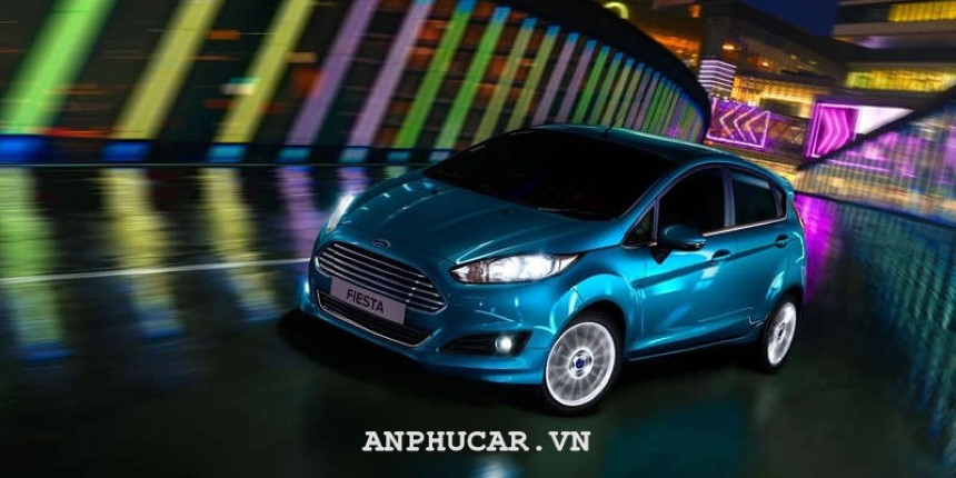 Gia xe Ford Fiesta 1.0L AT Sport 2020