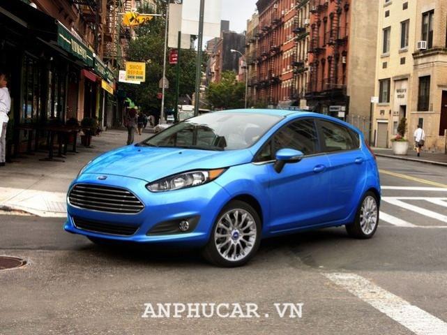 Mua xe Ford Fiesta 1.0L AT Sport 2020