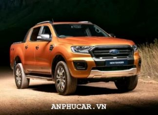 Danh gia Ford Ranger XLS 2.2L 4x2 MT 2020