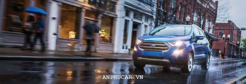 Ngoai that Ford EcoSport 1.5L AT Trend 2020