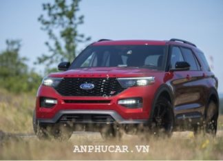 Ngoai that Ford Explorer Premium 2020