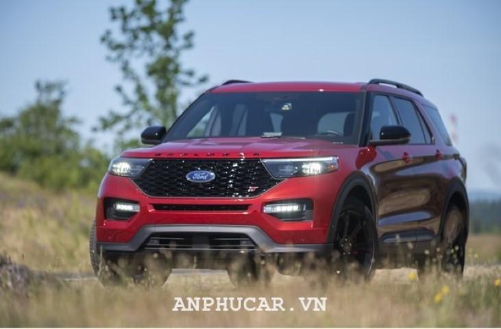 Ngoai that Ford Explorer Premium 2020