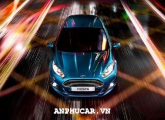Danh gia xe Ford Fiesta 1.5L AT Titanium 2020