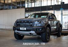 Luoi tan nhiet Ford Ranger Raptor 2020