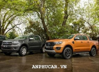 Mua xe Ford Ranger XLT 2.2L 4x4 AT 2020