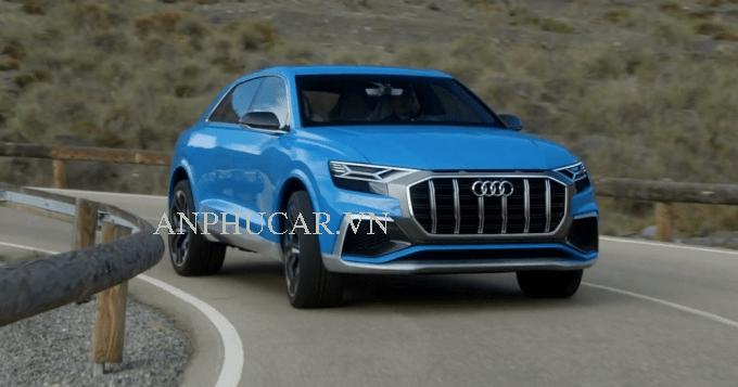 Khuyến mãi mua xe Audi Q8 2020
