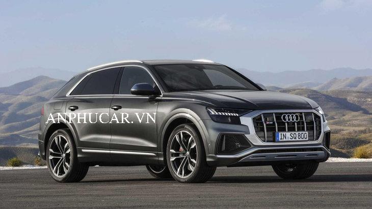 Giá lăn bánh Audi Q8 2020