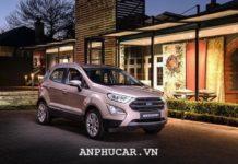 Gia lan banh Ford EcoSport 1.5L AT Titanium 2020
